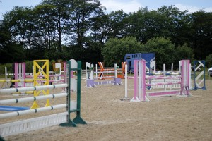 Outdoor Riding school Muirmill
